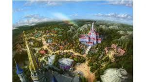 tokyo disneyland spring of 2020