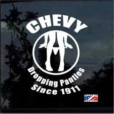 Chevy Gmc Decal Stickers Custom Sticker Shop