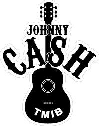 Johnny Cash Man In Black Decal Decalmonster Com