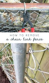 Removing The Chain Link Fence And Trying To Be A Good Neighbor Ugly Duckling House