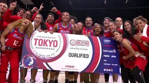 Puerto Rico Women's Basketball Time Qualifies For Olympics For The ...