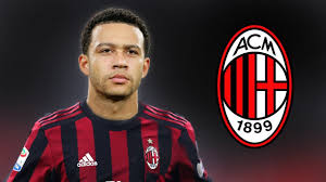 Memphis Depay - Welcome to AC Milan - Skills & Goals 2018