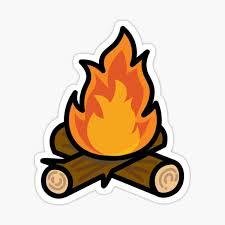 Bonfire Stickers Redbubble