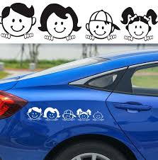 Top 10 Most Popular Family Figure Car Decal Near Me And Get Free Shipping A377