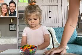 Watch Thomas Rhett's Daughter Ada James Take on Candy Challenge ...