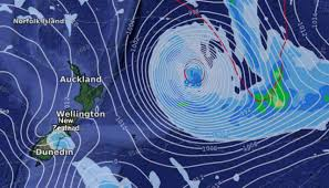 Weather: 'Sizable cyclone' could brush ...