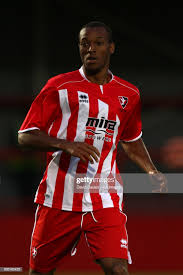 Wesley Thomas, Cheltenham Town News Photo - Getty Images