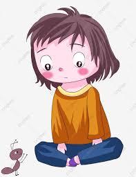 من ناحية رسم الكرتون السبت غير سعيد شعر مجعد خنزير الكرتون حزن