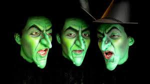 witch makeup tutorials that