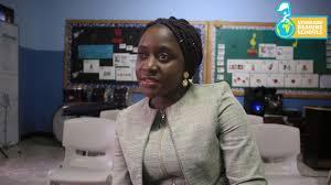 Mrs Abigail Nelson-Emmanuel's testimonial of Standard Bearers ...