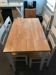 dining table 4 chairs in nottingham