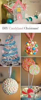 diy candyland decorations