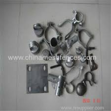 High Quality Galvanized And Powder Coated Chain Link Fence Fittings Accessories Parts Used In Chain Link From China Manufacturers Suppliers M Hisupplier Com