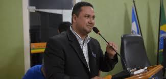 Vereador Juliano Cruz solicita a recuperação da estrada do ...