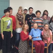 Woman, 99, shares life's lessons with Eugene middle school students | KMTR