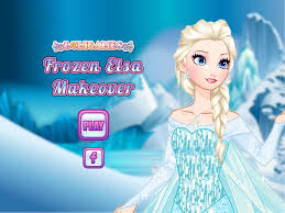 elsa makeup games to play saubhaya makeup