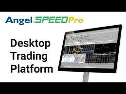 Angel Speed Pro Trading Software - Marathi - YouTube
