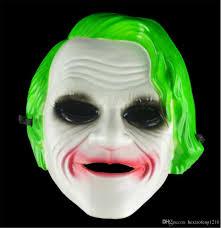 joker cosplay mask masquerade