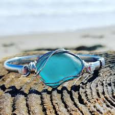 handmade sea gl jewelry