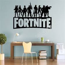 Characters Wall Sticker Ps4 Art Vinyl Decal Game Room Graphic Transfer Art Decor Boy Room Wall Decals D822 Review Wall Stickers Sticker Wall Art Game Room