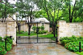 Fencing Contractors Dallas Wrought Iron Fences Dallas