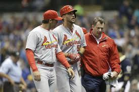 Cardinals' Adam Wainwright expected to miss season with Achilles ...