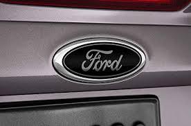 Ford F150 Front Grille Tailgate Emblem Oval 9x3 5 11 16 Explorer 06 11 Ranger Blue