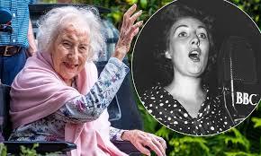 Dame Vera Lynn is still smiling at 102 ...
