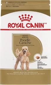 royal canin poodle dry dog food
