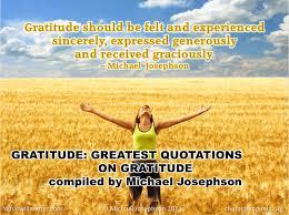 greatest quotations on gratitude