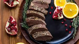 roasted bison tenderloin how to best