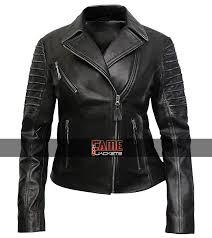 cafe racer genuine leather biker jacket