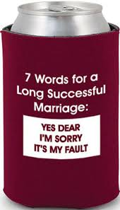 18 of the funniest wedding koozies that