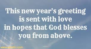 new year greetings inspirational words of wisdom