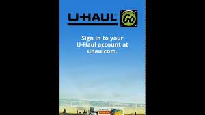 self return your u haul truck al