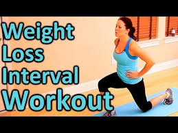full body weight loss cardio workout 8