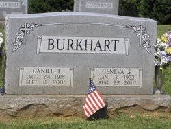 "Geneva ""Penny"" Snyder Burkhart (1922-2011) - Find A Grave Memorial"