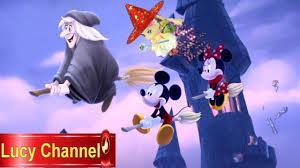 Lucy Channel | BÚP BÊ CHƠI GAME GIẢI CỨU CHÚ CHUỘT MICKEY THOÁT ...