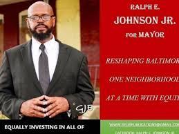 Fundraiser by Ralph Johnson : RALPH E. JOHNSON JR.