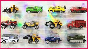 Xe cứu hỏa, xe tăng, xe đua, xe tăng, xe cần cẩu, xe tải, xe công ...