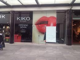 exeter makeup kiko reveal their