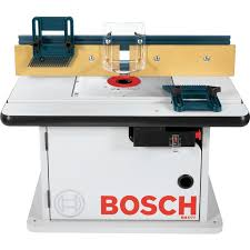 Bosch 15 Amps Adjustable Mdf Router Table In The Router Tables Department At Lowes Com