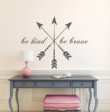 Arrows Wall Decals Quote Wall Stickers Boho Dreamcatcher Wall Etsy