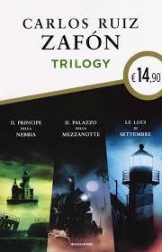 Amazon.it: Trilogy: Il principe della nebbia-Il palazzo della ...