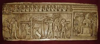 ancient egyptian anubis judgement day