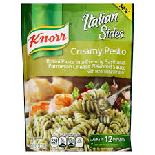 Knorr Italian Sides Creamy Pesto - Shop ...