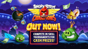 Slingshot to victory and win real world money in the all new Angry ...