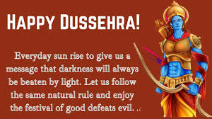 Happy Dussehra Wishes and Images 2020 ...