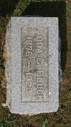 Addie George Moyer Fluck (1876-1923) - Find A Grave Memorial