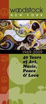 Woodstock Guide 2009 by Katiedidit - issuu